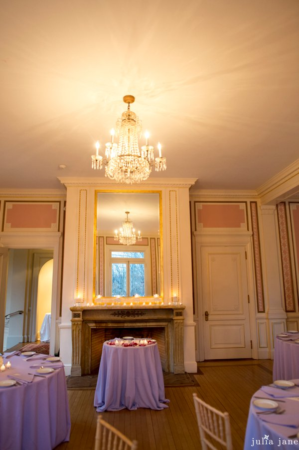 the pink room at Cairnwood Estate