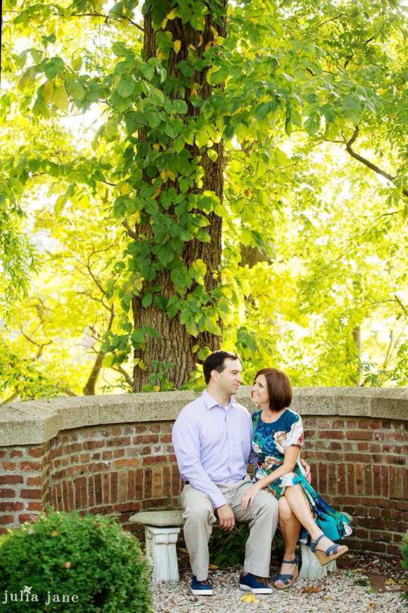 engagement session at tod's point