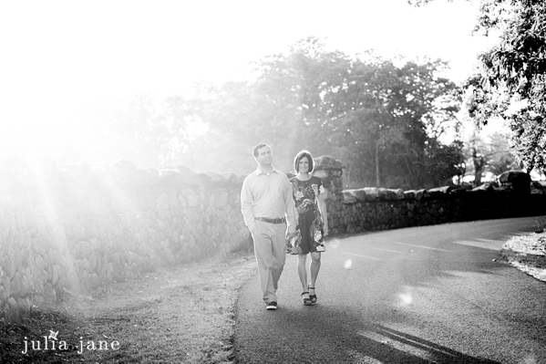 candid engagement session in connecticut