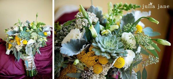 Fall wedding bouquet by Stylish blooms