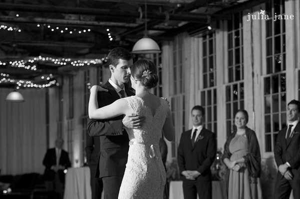 first dance at the lace factory in connecticut