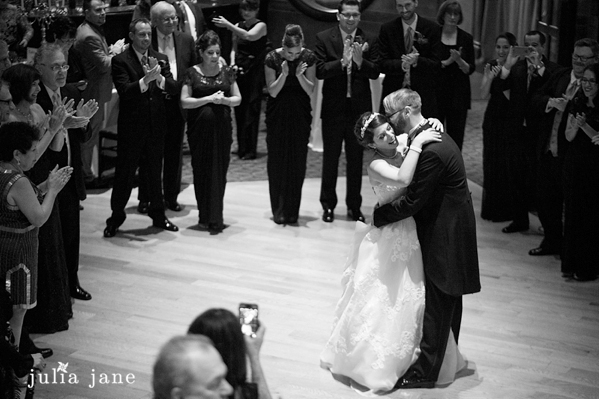 first dance at the society room in hartford