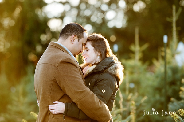 romantic engagement photography in ct