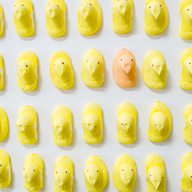 Peeps on Parade: