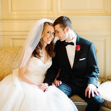 Happy Anniversary Jen & John!