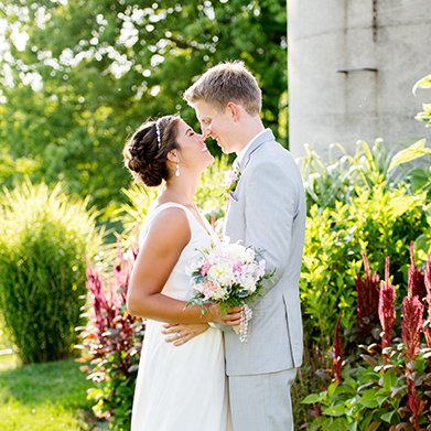 Candlight Farms Inn Wedding: