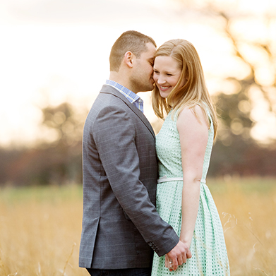 Waveny Park Engagement Session: