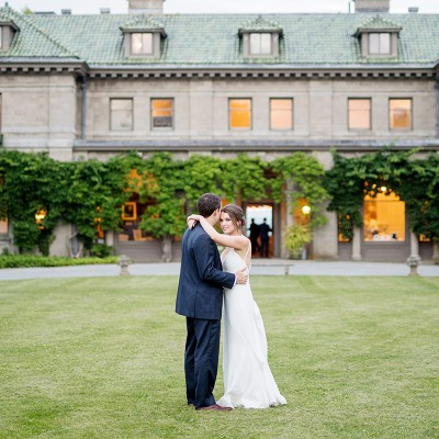Wedding at Eolia Mansion: