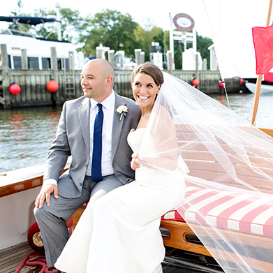 Essex Yacht Club Wedding: