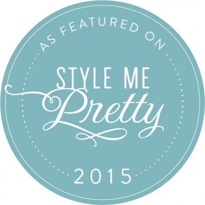Featured on Style Me Pretty: Kristen & Tim