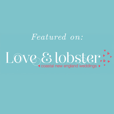 Featured on Love & Lobster: Cara & Chris