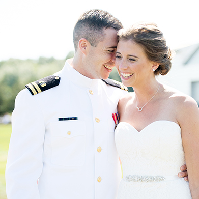 A Wedding at Saltwater Farm: