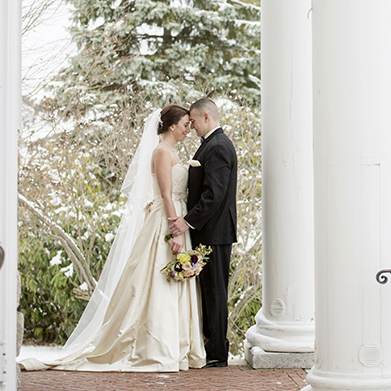 Fox Hill Inn Wedding : Stacey & Steve