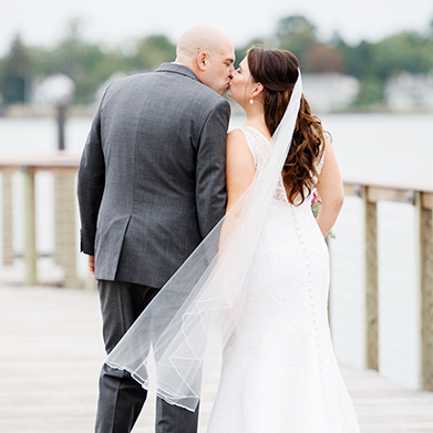 Wedding at the Stamford Yacht Club: