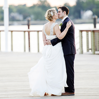 A Stamford Yacht Club Wedding: