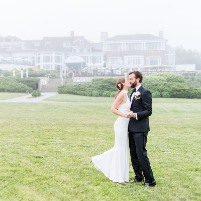 Wedding at the Water's Edge Resort & Spa: