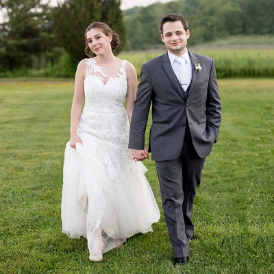 Wedding at Saltwater Farm Vineyard
