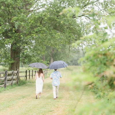 South County Flower Farm Wedding:
