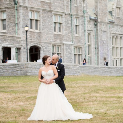 Wedding at the Branford House:
