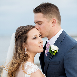 Wedding at the Guilford Yacht Club