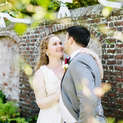 Keeler Tavern Museum Wedding: