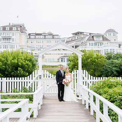 Wedding at the Ocean House: