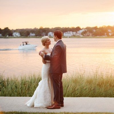 Wedding at the Shore and Country Club: