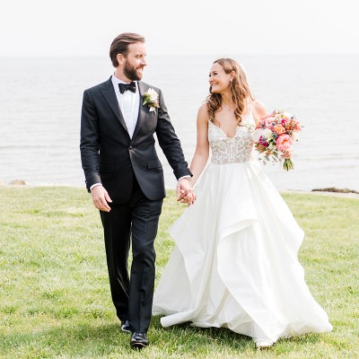Bethany & Stephen are Married: A Sneak Peek