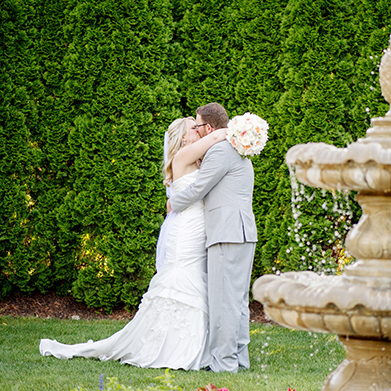 Wedding in Monroe, Connecticut: