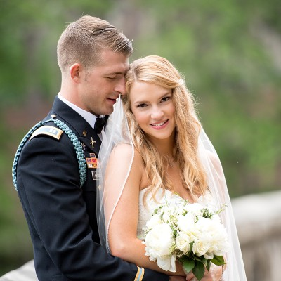 Happy 1st Anniversary Margaret & Matt!